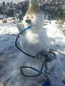 snowman-arak